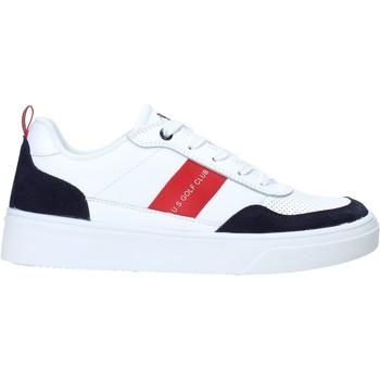 Čevlji  Moški Nizke superge U.s. Golf S20-SUS133 Biely