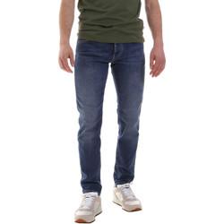 Oblačila Moški Jeans straight Sseinse PJE622SS Modra