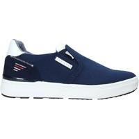 Čevlji  Moški Slips on Navigare NAM018311 Modra