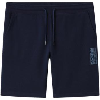 Oblačila Moški Kratke hlače & Bermuda Napapijri NP0A4E1M Modra