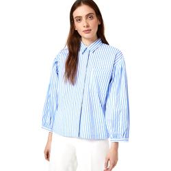 Oblačila Ženske Srajce & Bluze Liu Jo WA0421 T4169 Modra