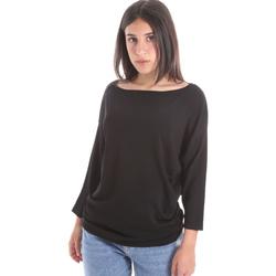 Oblačila Ženske Puloverji Liu Jo MA0098 MA57I Črna