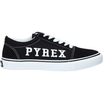 Čevlji  Ženske Nizke superge Pyrex PY020224 Črna