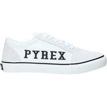 Čevlji  Ženske Nizke superge Pyrex PY020224 Biely