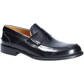 Čevlji  Moški Mokasini Exton 102 Črna