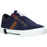 Čevlji  Otroci Nizke superge Fred Mello S20-SFK305 Modra