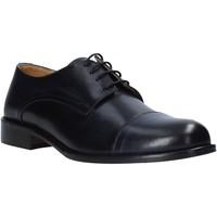 Čevlji  Moški Čevlji Derby Exton 6013 Črna