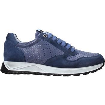 Čevlji  Moški Nizke superge Exton 741 Modra