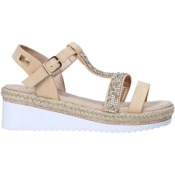 Čevlji  Deklice Sandali & Odprti čevlji Miss Sixty S20-SMS785 Zlato