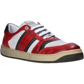 Čevlji  Moški Nizke superge Exton 310 Rdeča