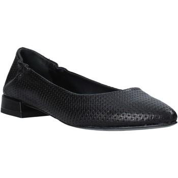 Čevlji  Ženske Balerinke Mally 6184N Črna