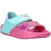 Čevlji  Otroci Sandali & Odprti čevlji Ellesse OS EL01B70426 Roza