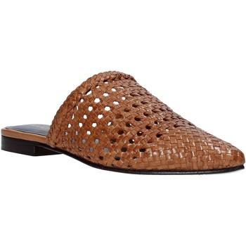 Čevlji  Ženske Cokli Marco Ferretti 161357MF Rjav
