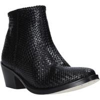 Čevlji  Ženske Gležnjarji Marco Ferretti 172883MF Črna