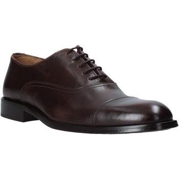 Čevlji  Moški Čevlji Derby Marco Ferretti 141113MF Rjav