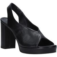 Čevlji  Ženske Sandali & Odprti čevlji Mally 6843 Črna