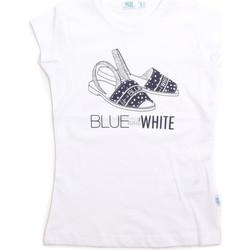Oblačila Otroci Majice brez rokavov Melby 70E5645 Biely