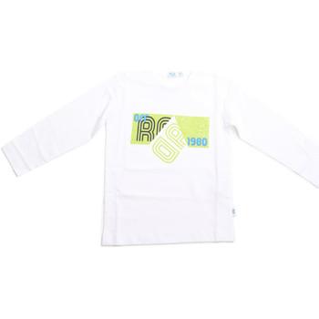 Oblačila Otroci Majice z dolgimi rokavi Melby 70C5524 Biely