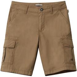 Oblačila Otroci Kratke hlače & Bermuda Napapijri NP0A4E4G Rjav