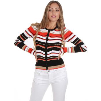 Oblačila Ženske Telovniki & Jope Liu Jo MA0084 MA99E Oranžna