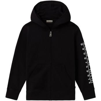 Oblačila Otroci Športne jope in jakne Napapijri NP0A4EB1 Črna