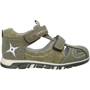 Čevlji  Otroci Sandali & Odprti čevlji Lumberjack SB42106 004 P63 Zelena