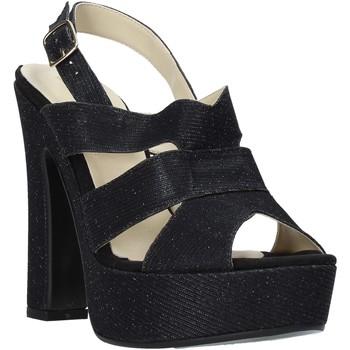 Čevlji  Ženske Sandali & Odprti čevlji Esther Collezioni ELE 084 Črna