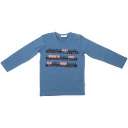 Oblačila Otroci Majice z dolgimi rokavi Melby 70C5524 Modra