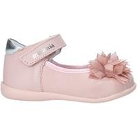 Čevlji  Deklice Balerinke Melania ME0122A0S.A Roza