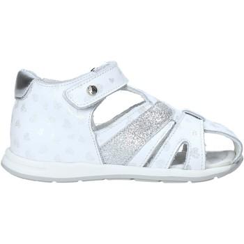 Čevlji  Deklice Sandali & Odprti čevlji Melania ME0819A0S.A Srebro