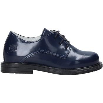 Čevlji  Otroci Čevlji Derby Melania ME1259B0S.A Modra