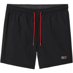 Oblačila Moški Kopalke / Kopalne hlače Napapijri NP0A4EB2 Črna