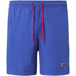 Oblačila Moški Kopalke / Kopalne hlače Napapijri NP0A4EB2 Modra