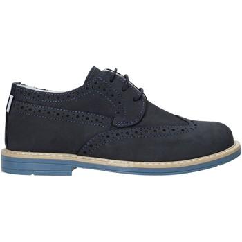 Čevlji  Otroci Čevlji Derby Melania ME2221D0S.A Modra