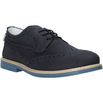 Čevlji  Dečki Čevlji Derby Melania ME6221F0S.A Modra