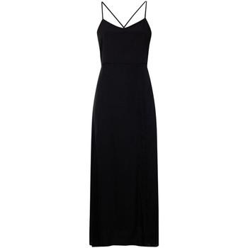 Oblačila Ženske Dolge obleke Calvin Klein Jeans J20J213630 Črna