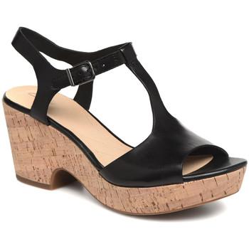 Čevlji  Ženske Sandali & Odprti čevlji Clarks 26142156 Črna