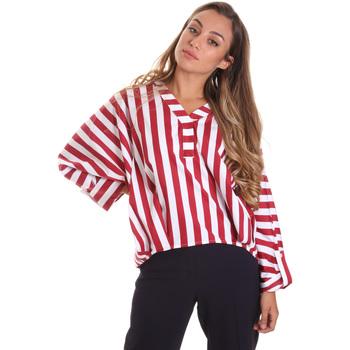 Oblačila Ženske Topi & Bluze Liu Jo FA0292 T4169 Rdeča