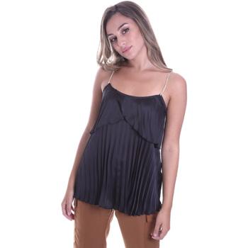 Oblačila Ženske Topi & Bluze Liu Jo FA0115 T5957 Črna