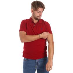 Oblačila Moški Polo majice kratki rokavi U.S Polo Assn. 55957 41029 Rdeča