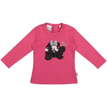 Oblačila Otroci Majice z dolgimi rokavi Melby 20C2101DN Roza