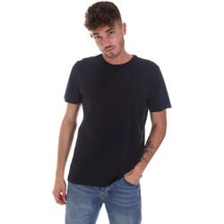 Oblačila Moški Majice s kratkimi rokavi Navigare NV31128 Modra