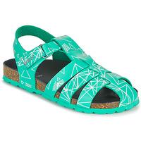 Čevlji  Dečki Sandali & Odprti čevlji Kickers SUMMERTAN Zelena