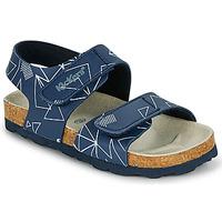 Čevlji  Dečki Sandali & Odprti čevlji Kickers SUMMERKRO Modra