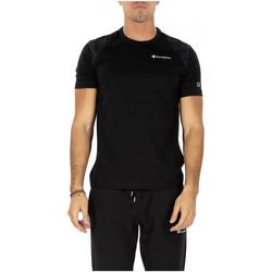 Oblačila Moški Majice s kratkimi rokavi Champion CREWNECK T-SHIRT kk001-nbk-nbk