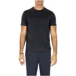 Oblačila Moški Majice s kratkimi rokavi Champion CREWNECK T-SHIRT bs505-night