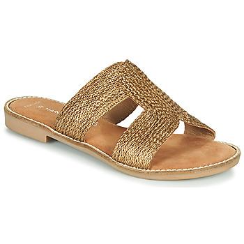 Čevlji  Ženske Sandali & Odprti čevlji Marco Tozzi MARRIN Bronze