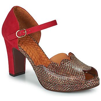 Čevlji  Ženske Sandali & Odprti čevlji Chie Mihara NADILA Rdeča