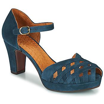 Čevlji  Ženske Sandali & Odprti čevlji Chie Mihara NI-IRMA Modra