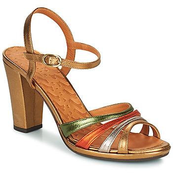 Čevlji  Ženske Sandali & Odprti čevlji Chie Mihara ADIEL Zelena / Bronze